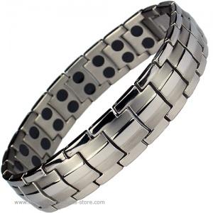 Europe titanium magnetic bracelet